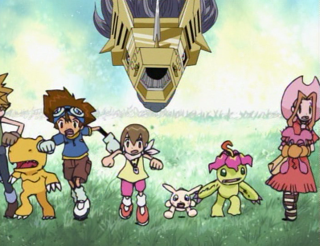 digimon adventure season 1 episode 40