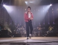 "A Live Performance Of ""Beat It"" - michael-jackson photo"