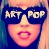 Lady Gaga picha titled ARTPOP