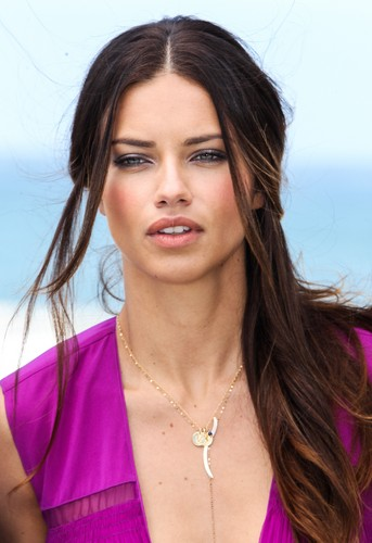 Adriana Lima wallpaper containing a portrait entitled Adriana Lima