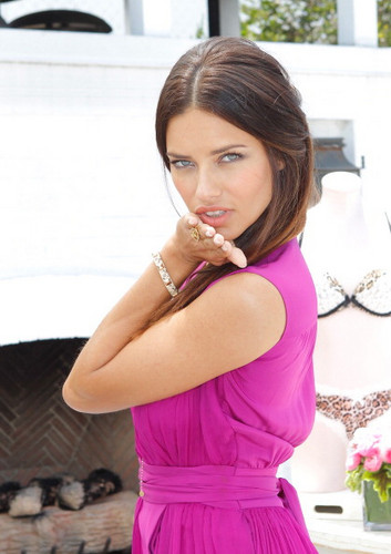 Adriana Lima wallpaper with a bridesmaid entitled Adriana Lima