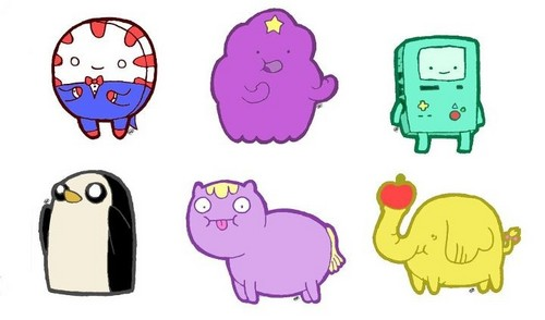 Adventure Time Chibi Characters! #2