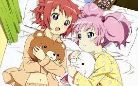 Akari and Chinatsu
