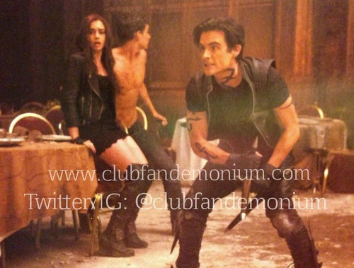 'The Mortal Instruments: City of Bones' Alec, Clary and Simon still