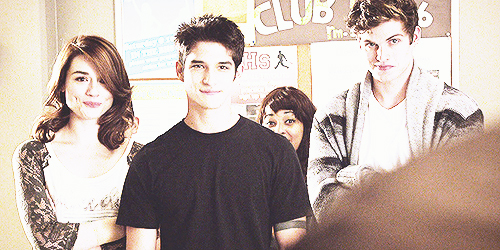 "Allison, Scott, & Isaac stills from 3x04: ""Unleashed"""