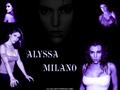 alyssa-milano - Alyssa Milano Wallpaper wallpaper