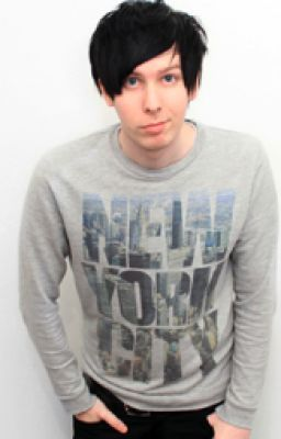 Amazing Phil Обои containing a jersey entitled AmazingPhil