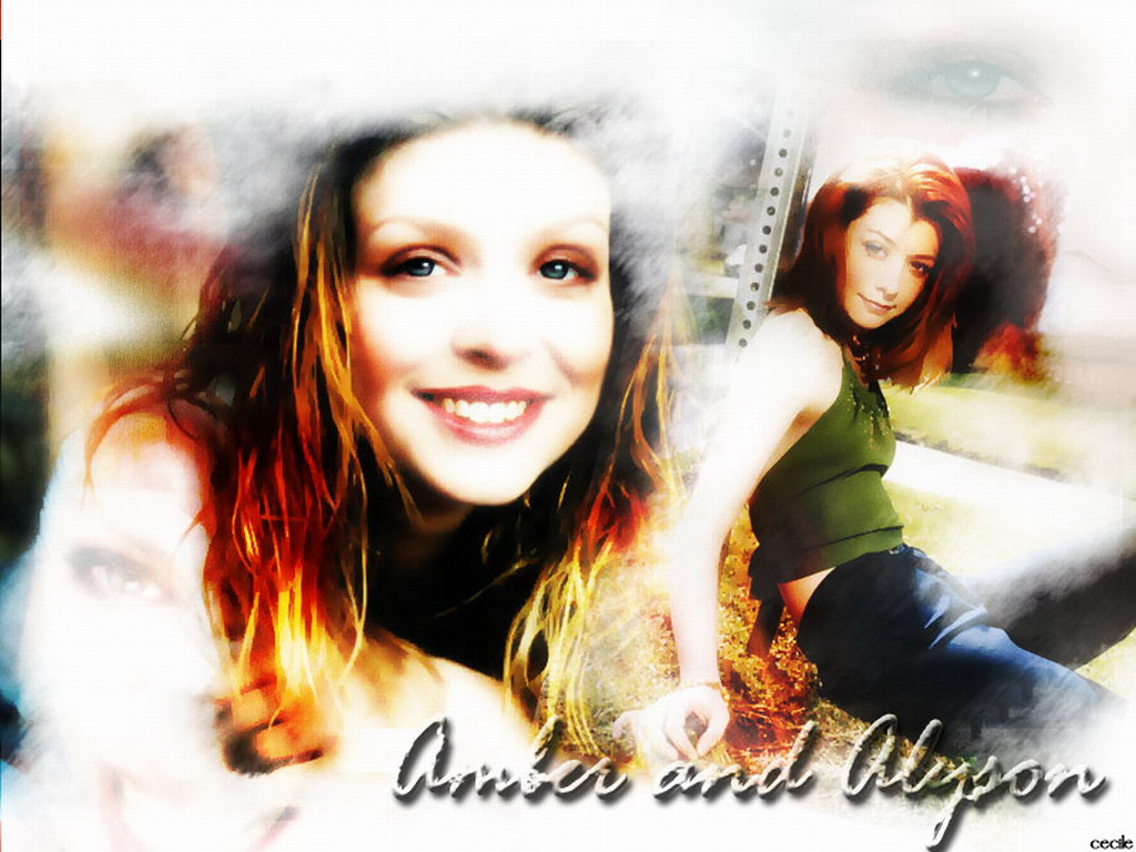 Amber & Alyson