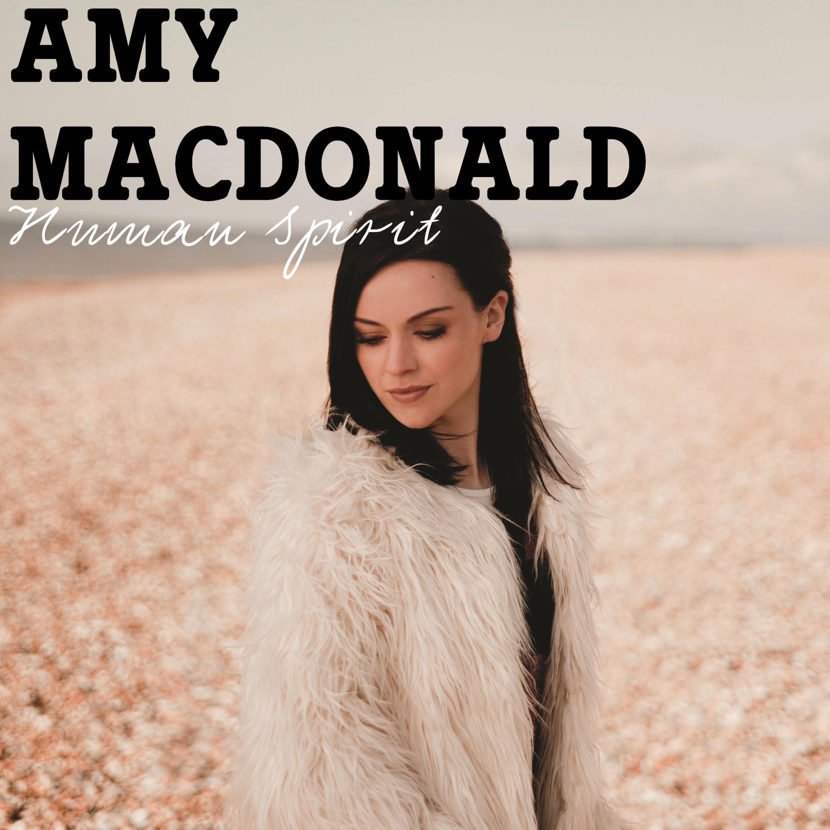 AMY MACDONALD - HUMAN SPIRIT LYRICS
