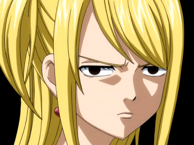 Fairy Tail images Angry Lucy HD wallpaper and background photos