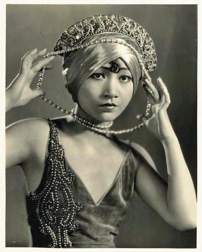 Anna May Wong (January 3, 1905 – February 3, 1961)