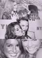 Annalynne Mccord and Shenae Grimes 2008 - 2013  - 90210 fan art