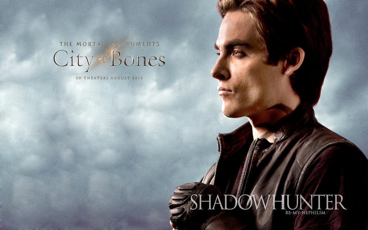 """""""The Mortal Instruments: City of Bones"""" Alec hình nền"""