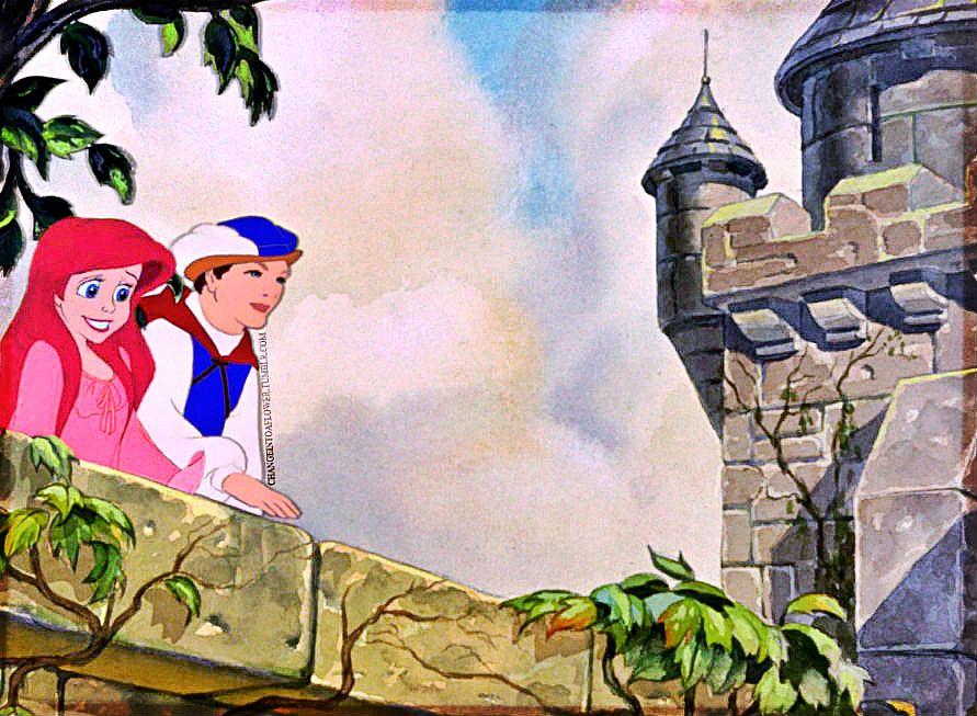 Ariel/Prince Ferdinand