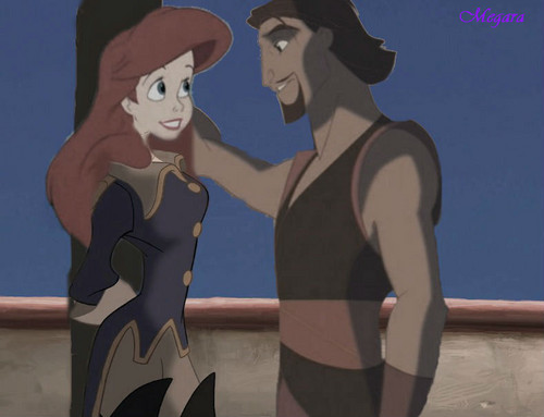 Ariel's First Mate