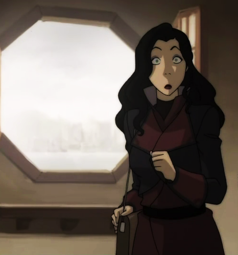 Avatar: The Legend of Korra wallpaper called Asami Sato