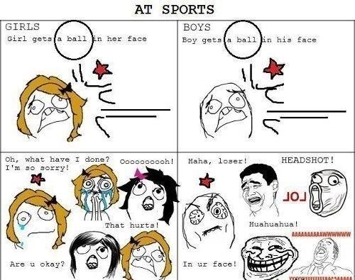 At Sports