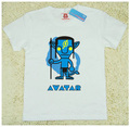 Avatar Classical logo short sleeve t hemd, shirt
