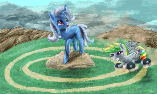 Awesome pony pics