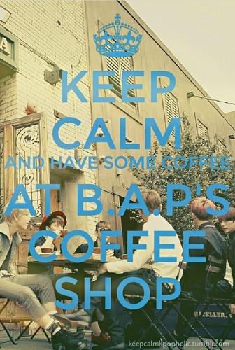 B.A.P ~ COFFEE Магазин MV