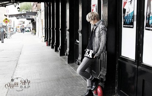 B.A.P Coffee Shop individual teaser photos
