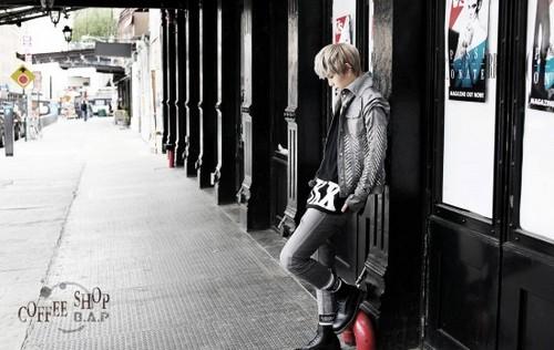 B.A.P Coffee खरीडिए individual teaser चित्रो