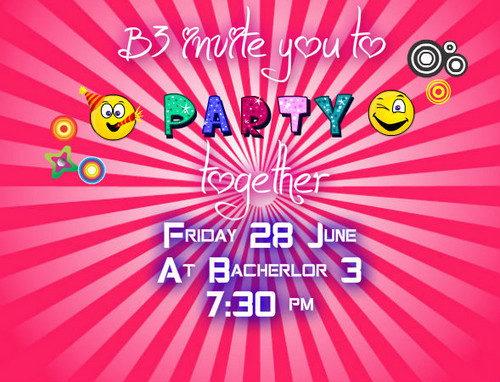 B3 party