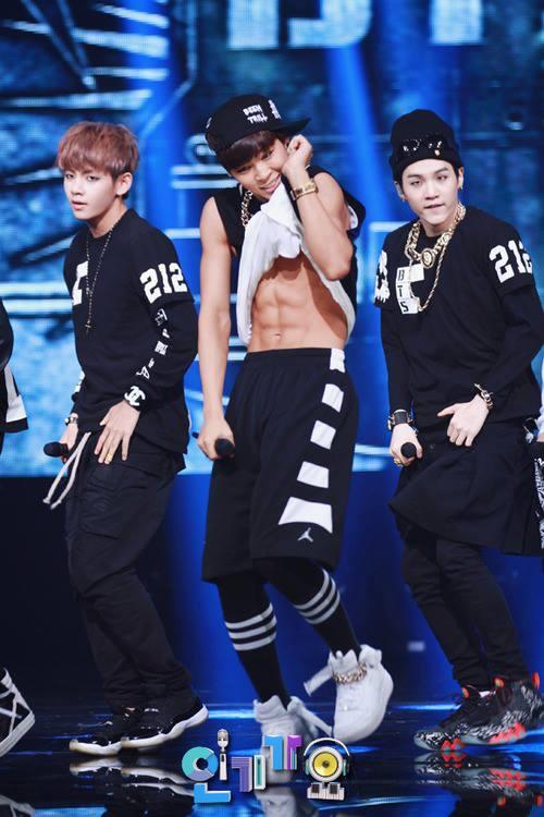 BTS /Bangtan Boys/