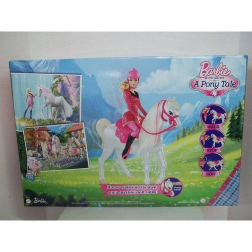 Barbie Her Siter in a Pony Tale Dolls