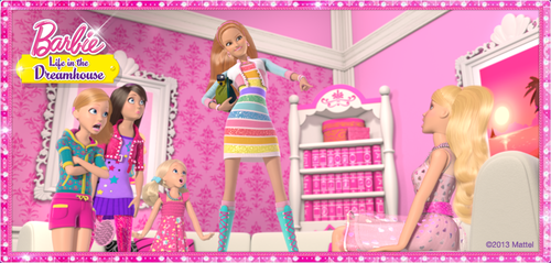 barbie Life in the Dreamhouse-Sneek Peek