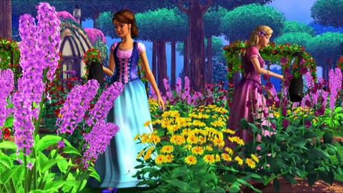 Barbie and the Diamond قلعہ