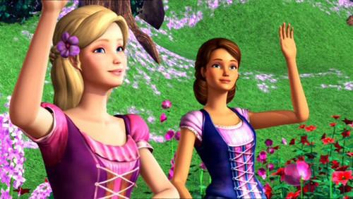 búp bê barbie and the Diamond lâu đài