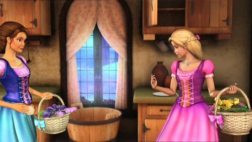 Barbie and the Diamond schloss