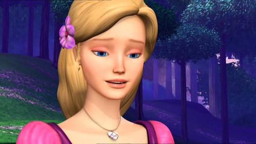barbie and the Diamond kastil, castle