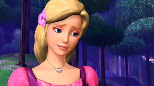 Barbie and the Diamond istana, castle