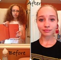 Before and after - dream-diary photo