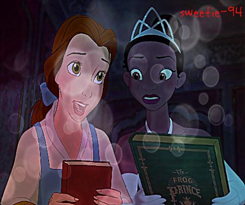 Belle & Tiana
