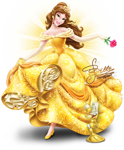 Disney Princess wallpaper probably containing a bouquet and a tutti frutti entitled Belle