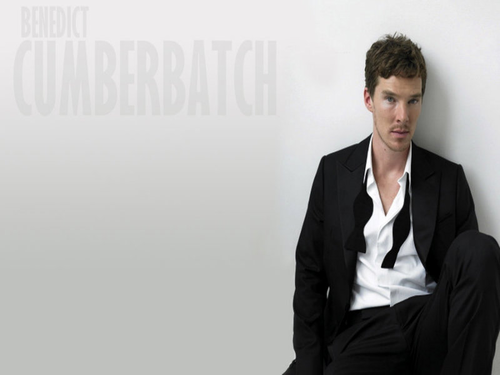 Benedict Cumberbatch wallpaper with a business suit and a suit entitled Benedict ★