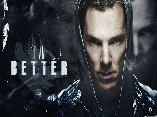 Benedict Cumberbatch wallpaper possibly with anime called Benedict ★