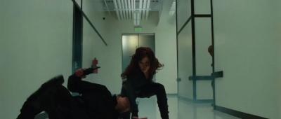 Black Widow - Iron Man 2