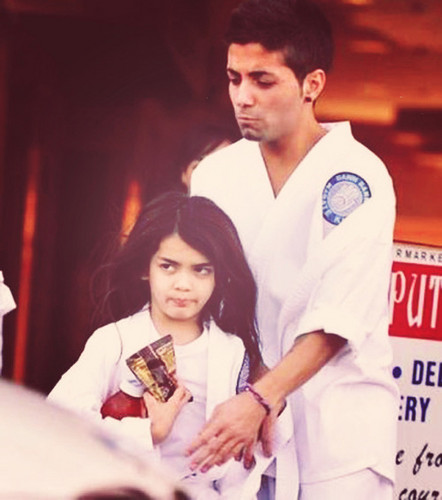 Blanket Jackson and Omer Bhatti ♥♥