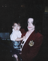Blanket Jackson and his father Michael Jackson ♥♥ - blanket-jackson fan art
