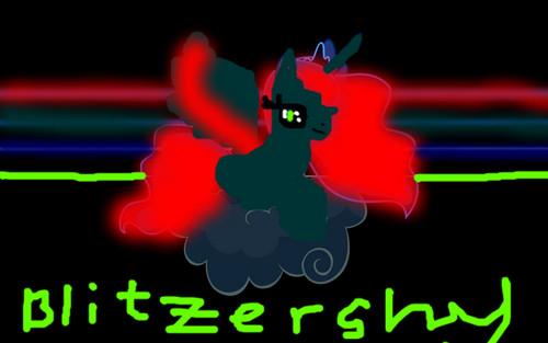 Blitzershy Fan-Art