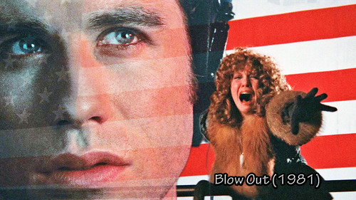 Classic Movies wallpaper possibly containing a sign entitled Blow Out 1981