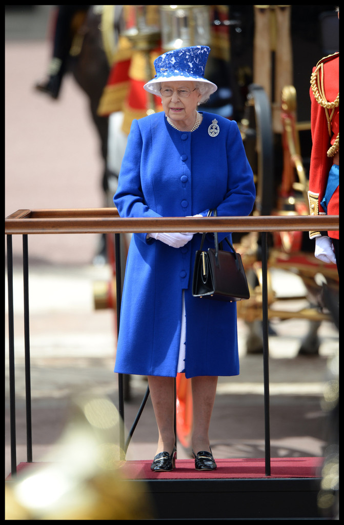 British Royals Attend the Trooping the Colour Ceremony