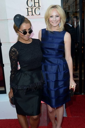 Candice attends the Vanity Fair & Carolina Herrera celebration [26/06/13]
