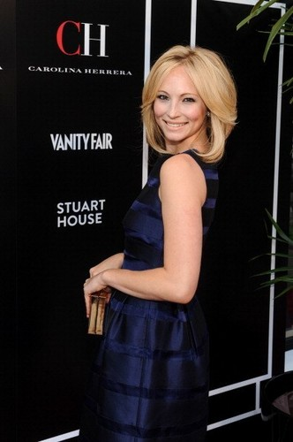 Candice attends the Vanity Fair & Carolina Herrera celebration [26/06/13]