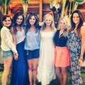 Candice's engagement party [22/06/13] - candice-accola photo
