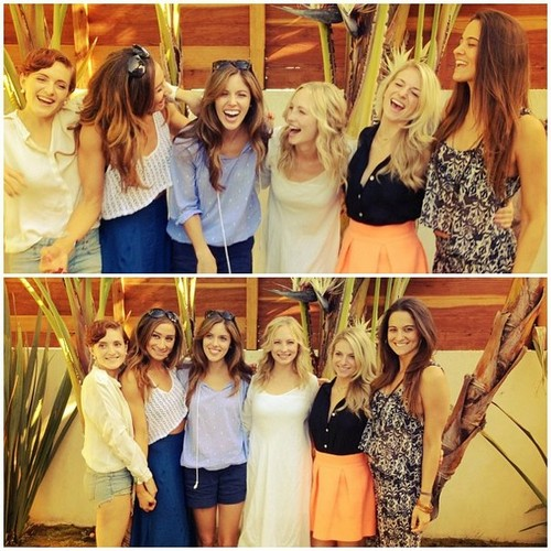Candice's engagement party [22/06/13]